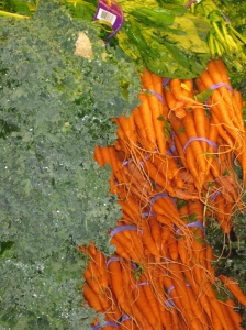 A carrot a day, helps you find your way