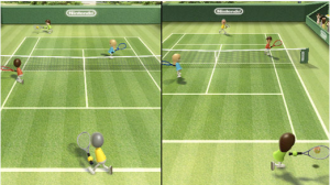 The second most strenuous workout on Wii Sports