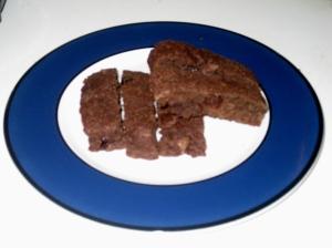 Doble Chocolate Biscotti