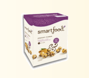 Smart Food snacks target woman and their affection for Cathy cartoons