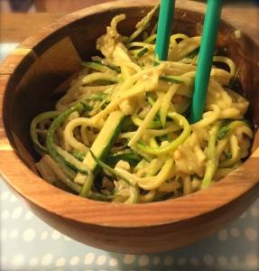 Paleo Noodles