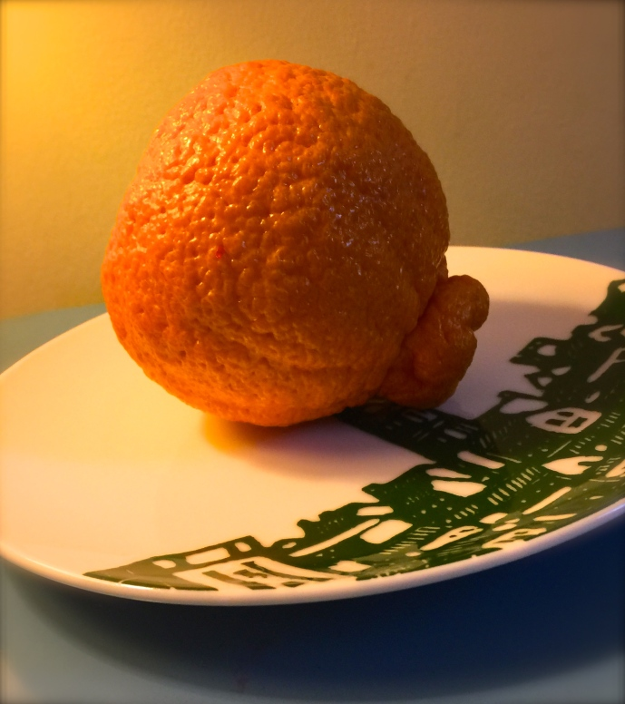 Delicious Sumo Citrus fruit